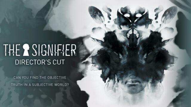 The Signifier Directors Cut Key Art