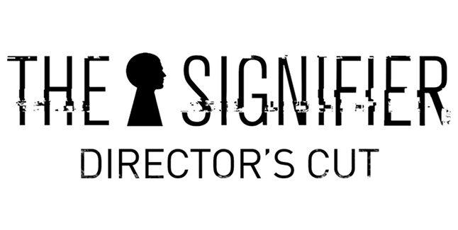 The Signifier Directors Cut Logo