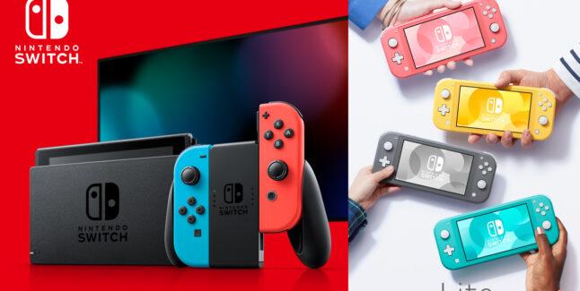 Nintendo Switch Pro Console Rumors