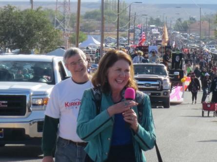 Life on Mars, or Running in Arizona's 1st District