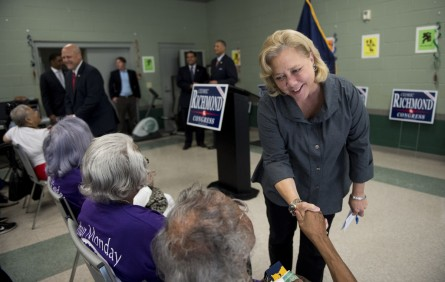 How Mary Landrieu and Kissing Congressmans Fates Are Tied