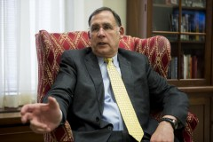 Boozman's Democratic opponent reported raising more money than the incumbent. (Bill Clark/CQ Roll Call File Photo)