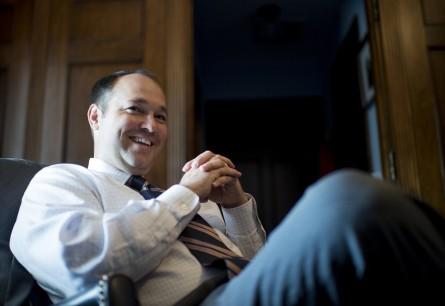 Stutzman is running for Senate in Indiana. (Bill Clark/CQ Roll Call File Photo)