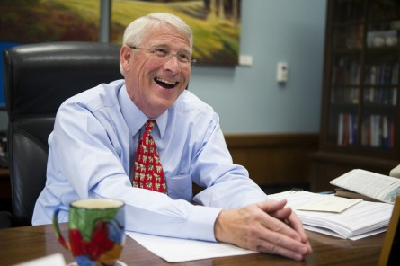 Roger Wicker Looks for Fast Start at NRSC