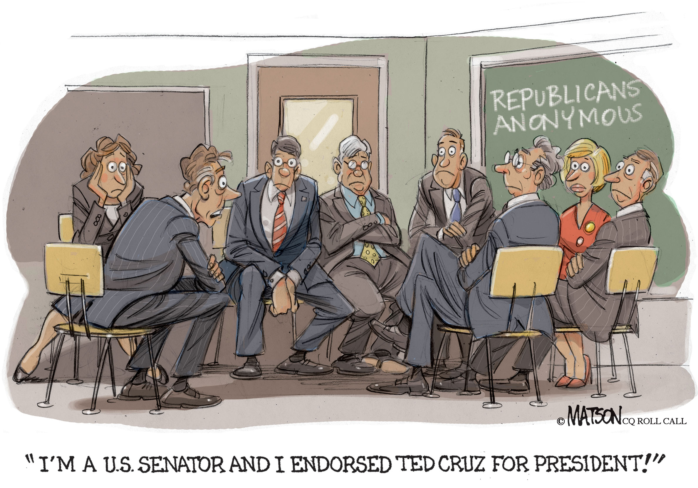 Friends of Ted Support Group