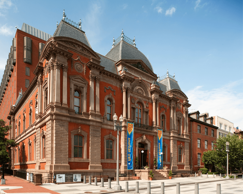 The Renwick Gallery will host the Google, HBO, Smithsonian party on Friday. (Photo courtesy of the Renwick Gallery)