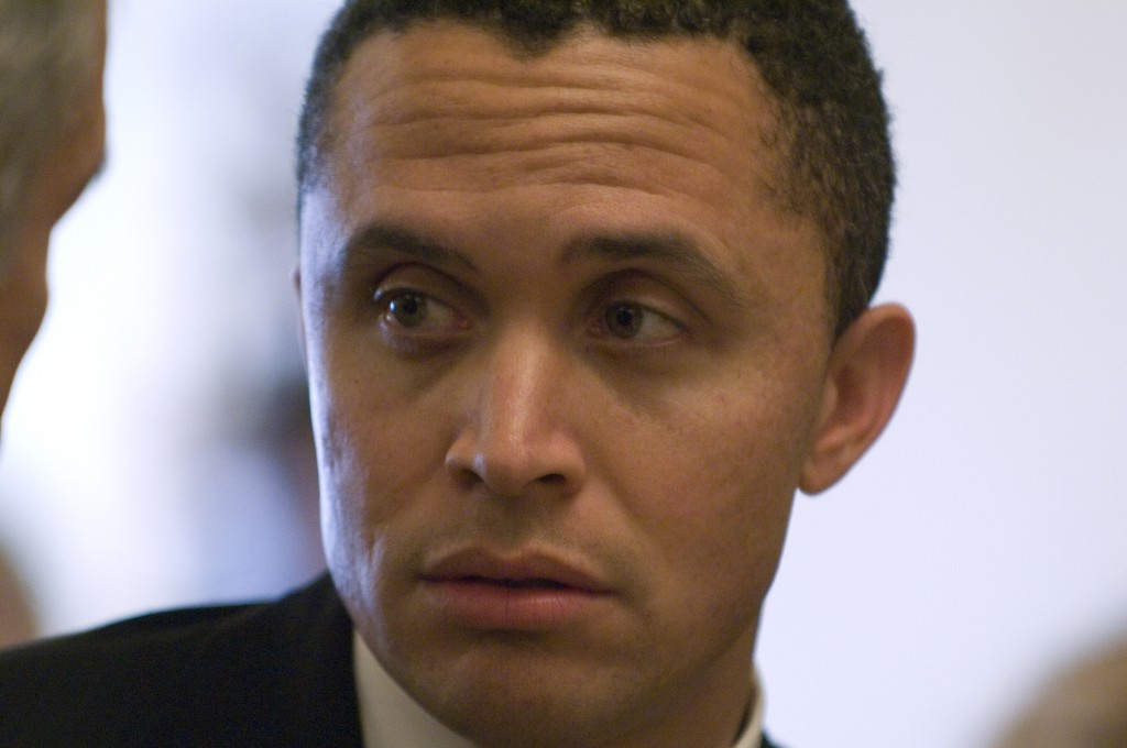 Former Tennessee Rep. Harold Ford Jr.'s uncle John Ford was convicted of taking bribes. (CQ Roll Call File Photo)