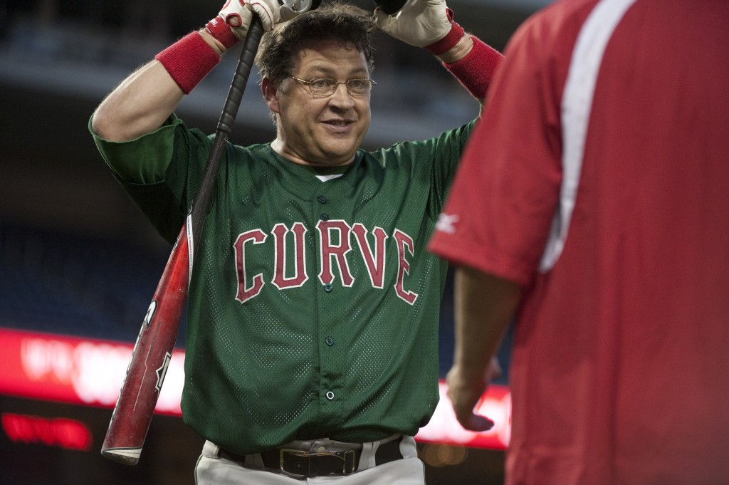 Pennsylvania Rep. Bill Shuster at the 50th Annual Roll Call Congressional Baseball Game in 2011. (Douglas Graham/Roll Call file photo)