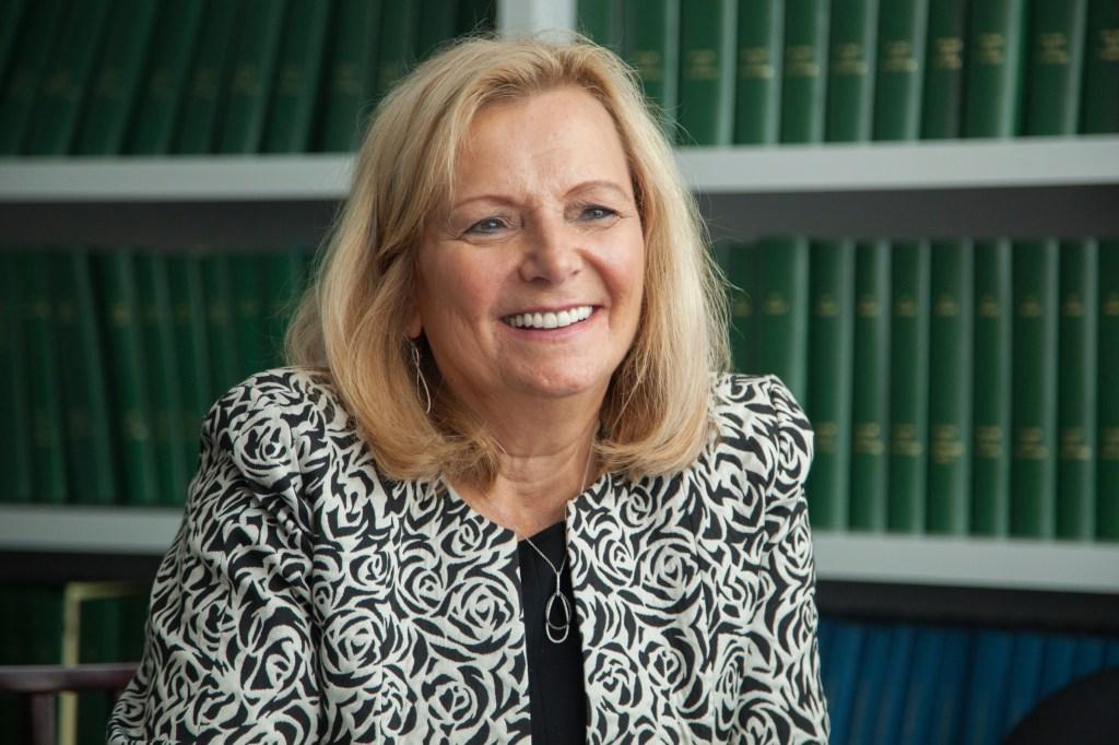 Retiring Rep. John Kline has backed businesswoman Darlene Miller in Minnesota's 2nd District. (Thomas McKinless/CQ Roll Call)