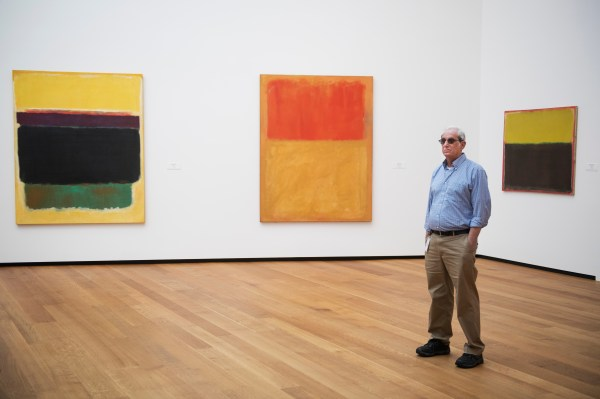 Mark Rothko National Gallery Paintings