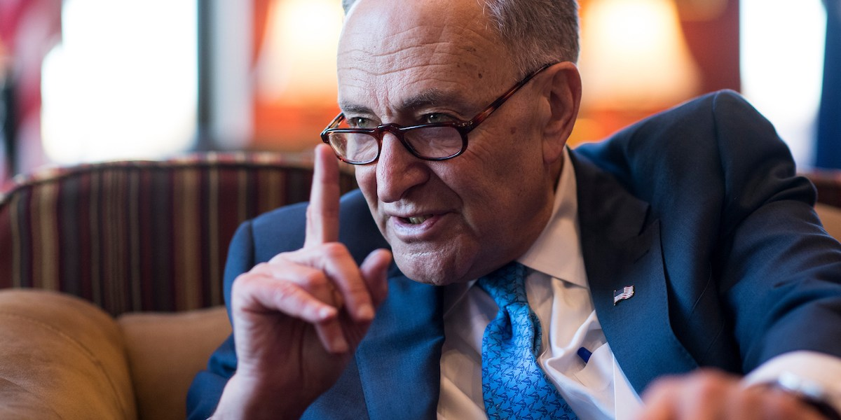 Schumer Says Obama Should Protect DREAMers if Trump Won't - Roll Call
