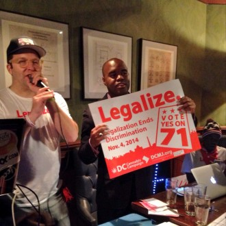 How Will GOP Congress Approach D.C. Marijuana Legalization?
