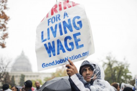 capitol worker strike
