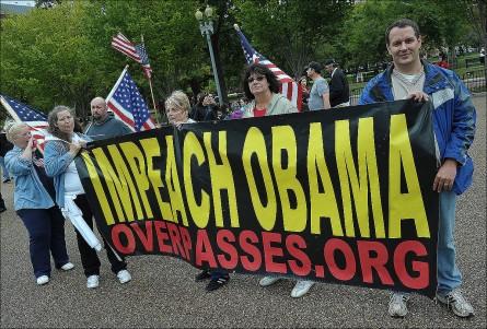 2impeach072814 445x301 Conservatives: Obama Impeachment Effort Futile