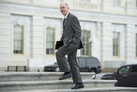 Foster has a long family history on Capitol Hill. (BIll Clark/CQ Roll Call File Photo.)