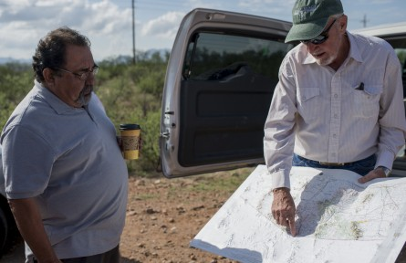 AZPOL14 090 080814 445x288 The Complexity of the U.S. Border Crisis, in 7 Photos