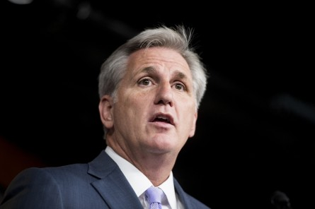 mccarthy 157 111314 445x296 Lobbyists to Meet With Members at GOP Retreat (Updated)