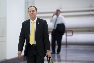 Schiff's op-ed drew barbs from a Gowdy staffer. (Bill Clark/CQ Roll Call File Photo)