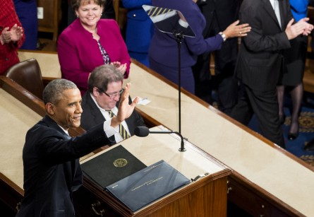 Obama will give his final State of the Union. (Bill Clark/CQ Roll Call File Photo)