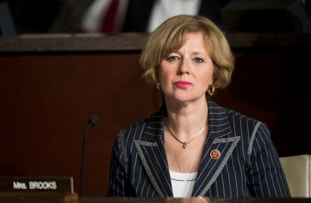Brooks is one of the prosecutors serving in the House. (Bill Clark/CQ Roll Call File Photo)