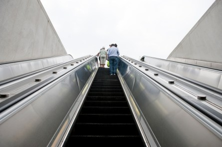 A proposed cut to Metro funding would affect hundreds of thousands of commuters. (Bill Clark/Roll Call File Photo)