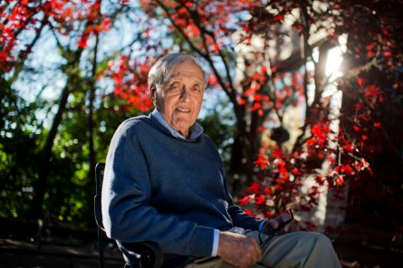Loy thinks Paris has the potential to be stronger than the treaty he helped negotiate, the Kyoto Protocol on Climate Change. (Tom Williams/CQ Roll Call)