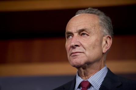 Schumer opposes the Iran Deal (Douglas Graham/CQ Roll Call File Photo)