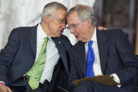 gold medal 003 121014 445x296 Senate Avoids Shutdown, Passes Cromnibus in Bipartisan Vote
