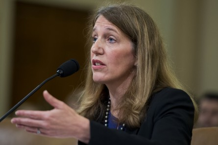 Burwell will brief lawmakers on the Zika virus Tuesday. (Tom Williams/CQ Roll Call File Photo)