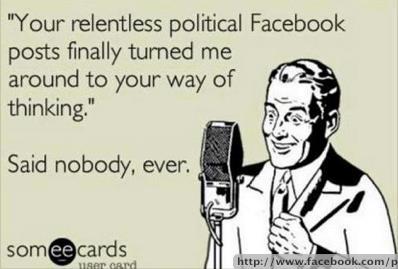 Facebook griping