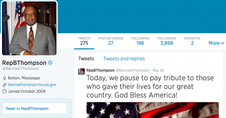 Rob Bishop Still Not Sold on Twitter