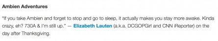 Contempt for Elizabeth Lauten Spreads Far and Wide