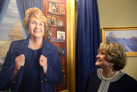 (Tia Shuyler/Office of Congresswoman Louise Slaughter)