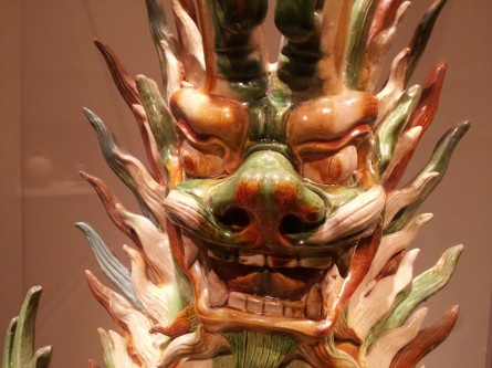 Sackler dragon
