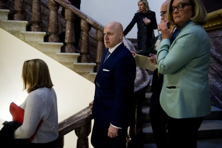Tom Colicchio Displays Hunger for D.C. Advocacy
