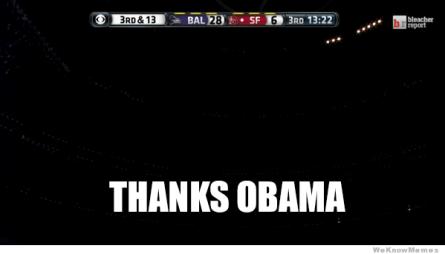 Super Bowl blackout haters