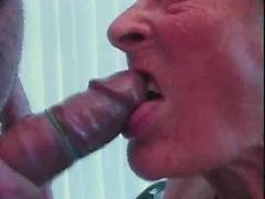 Retiree Spreads Her Well Aged And Shaved Vagina Grandma granny old farts