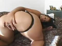 Latina gets fucked in her big ass Ass big bubble