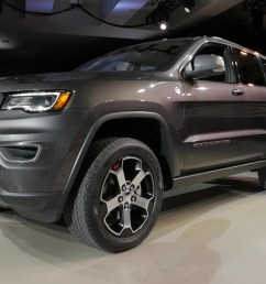 2017 jeep grand cherokee trailhawk 2016 new york auto show beauty roll [ 1920 x 1080 Pixel ]