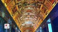 What Michelangelo secretly painted on the Sistine Chapel ...