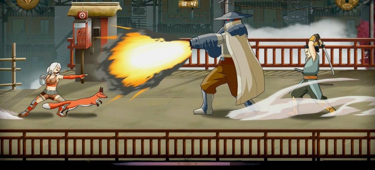 Samurai Riot - Đánh Giá Game
