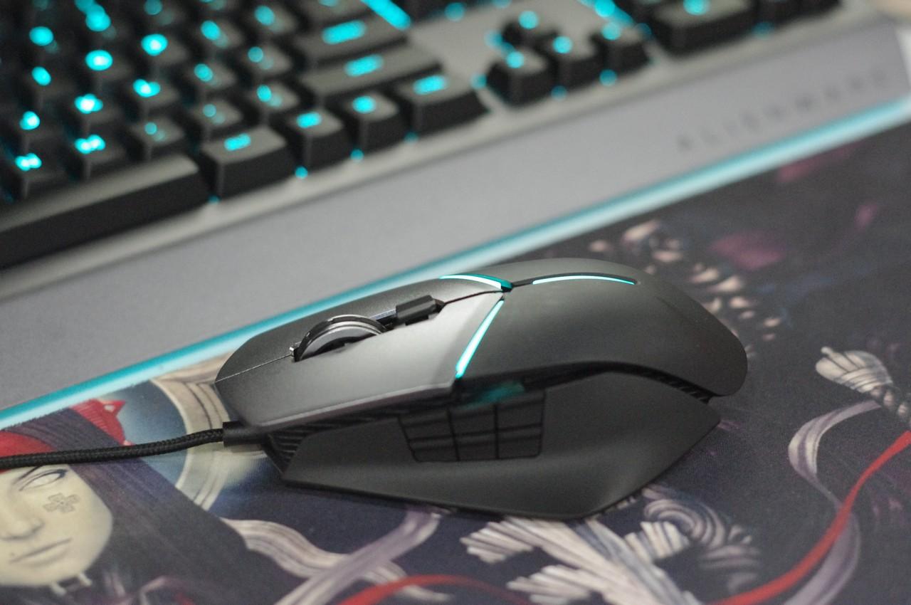 Alienware AW958 – Đánh Giá Gaming Gear