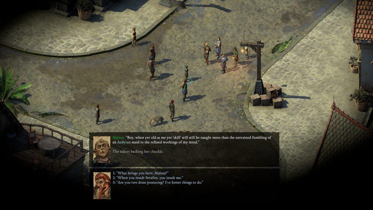 Pillars of Eternity II: Deadfire - Đánh Giá Game