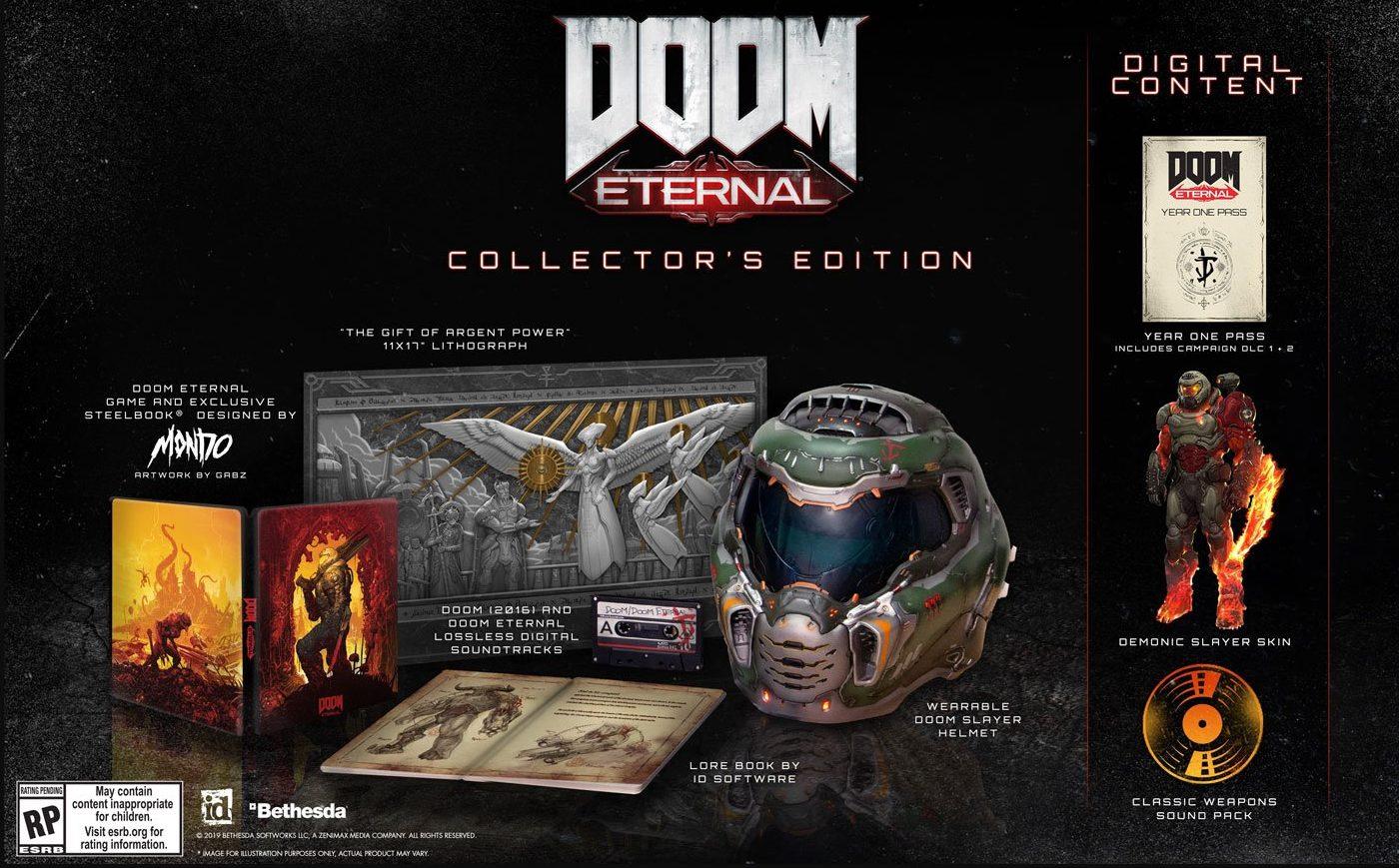 Pre-Order Doom Eternal