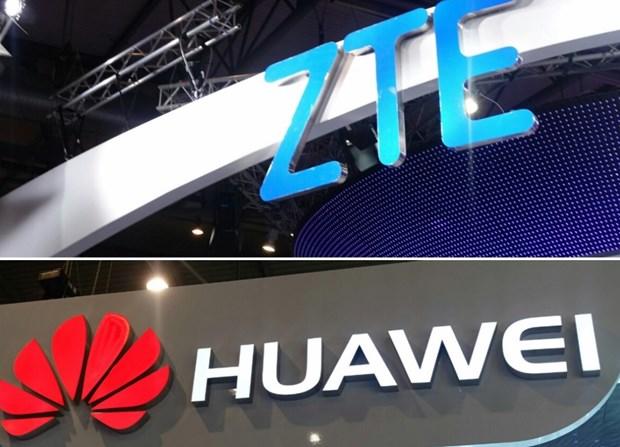 Mỹ đưa 5 công ty công nghệ Trung Quốc vào 'danh sách đen' - Ảnh 1.