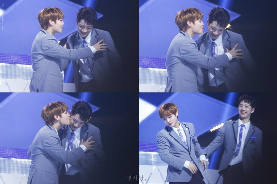 12 nụ hôn đồng giới gây sốc của các nam idol Kpop - Ảnh 12.