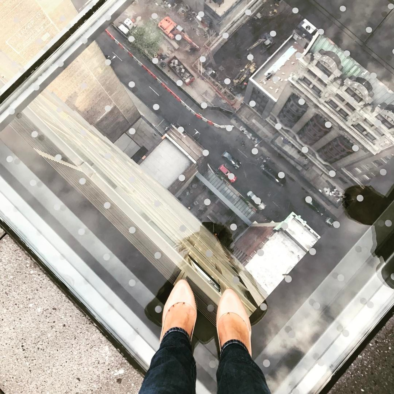 Test Your Courage at This NoMad Rooftop Bars Glass Floor