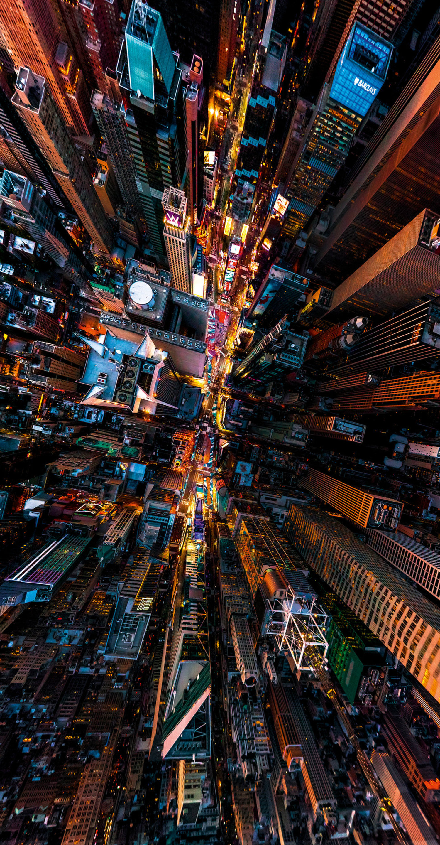 Colourful Wallpaper Iphone X Check Out This Stunning Collection Of New York City Aerial