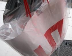膠套套紙袋