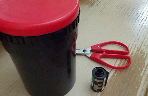 沖罐準備好了